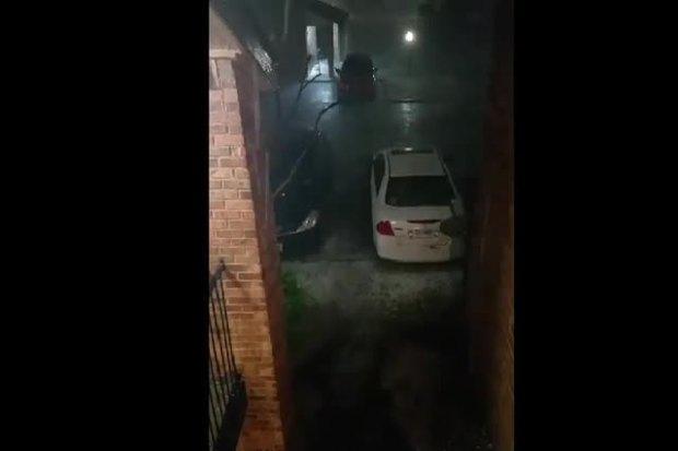 Fast hail