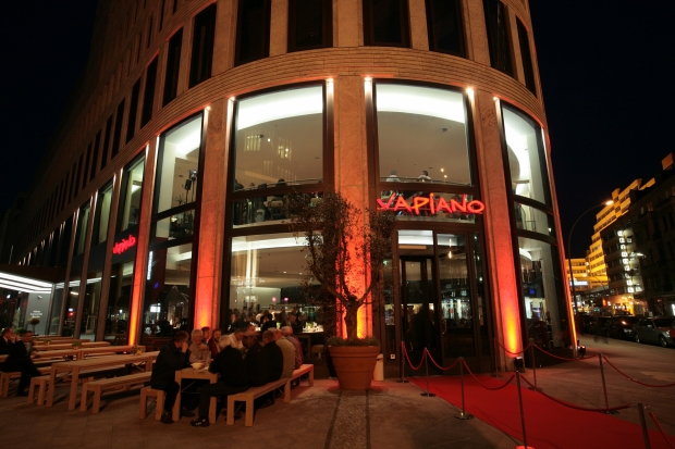 Looking Inside: Vapiano