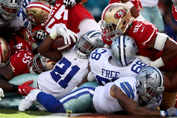 Cowboys Beat 49ers: 5 Things To Know