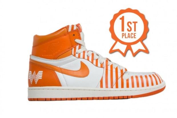 Whataburger Tennis Shoes