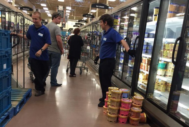 Blue Bell Recalls All Products Nationwide