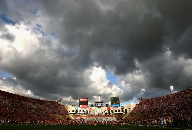 Storm Clouds Forming over USC's Football and Basketball Programs