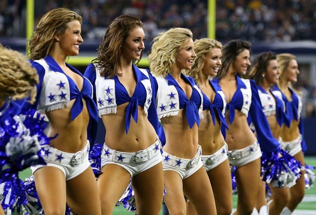 Photos: Dallas Cowboys Cheerleaders 2019