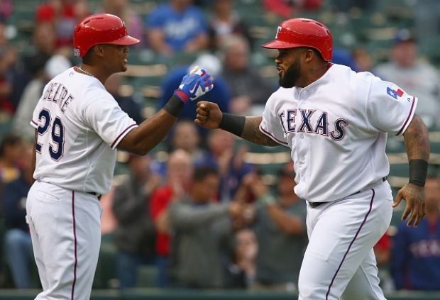Adrian Beltre on Prince Fielder's Press Conference