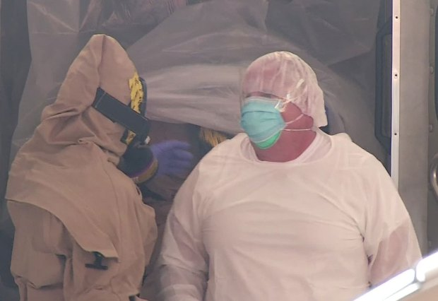 [DFW] Sheriff's Deputy Treated as Possible Ebola Patient