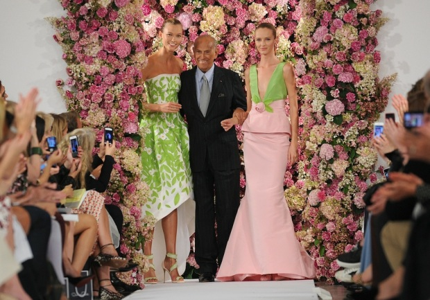 Oscar de la Renta: A Legendary Catwalk Career