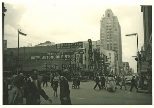 Dallas City Photographer Prints From Mid-20th Century Discovered