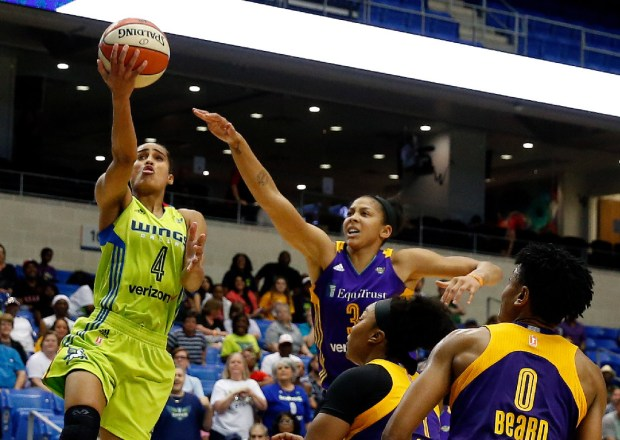 [DFW] Dallas Wings Looking To Soar Higher In 2018