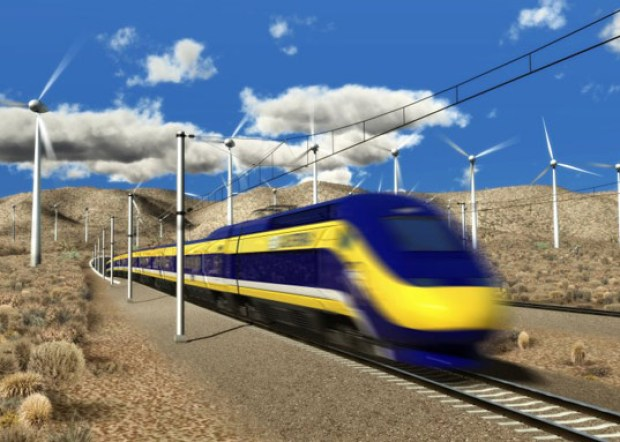 Public Hearings on Proposed High Speed Rail Begin Monday