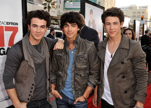 OMG! It's The Jonas Brothers Gallery!