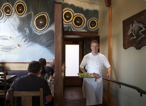 [FEAST EAT SF] Six Degrees: Wolfgang Puck
