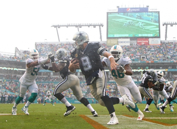 From The Sidelines: Cowboys vs Dolphins