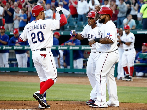 Ian Desmond on Prince Fielder's Press Conference