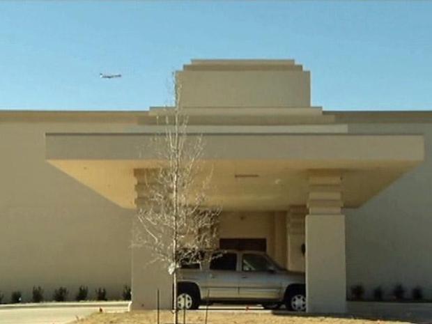 [DFW] DFW Airport vs. Rick's Cabaret