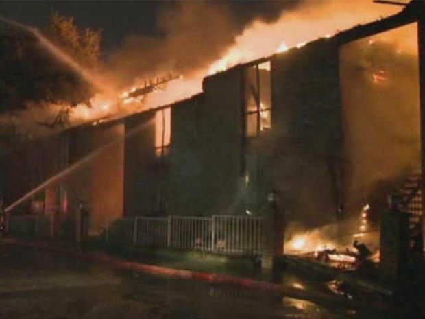 "[DFW] ""Friday Night Lights"" Star's Apt Burned"