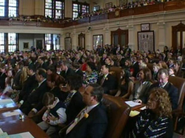 [DFW] State Legislature Is Back at Work