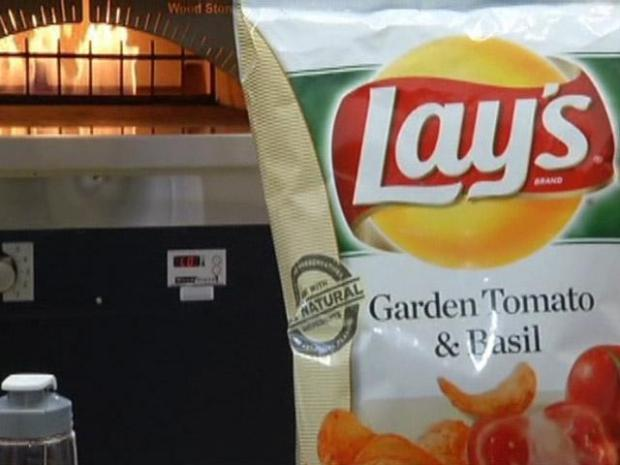 [DFW] Frito-Lay Chips Go All-Natural