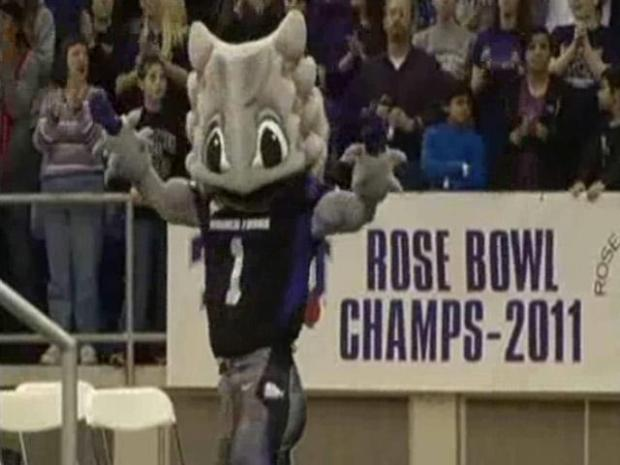 [DFW] TCU Celebrates Rose Bowl Victory