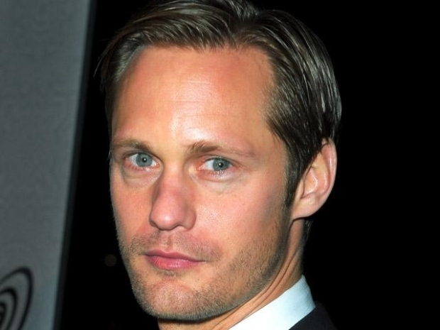 "[NBCAH] Alexander Skarsgard Bares It All For ""True Blood"""