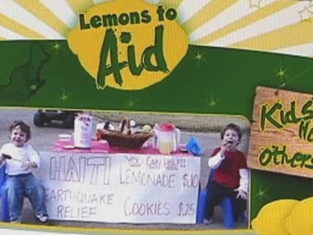 [DFW] Lemonade Stands Help with Haiti