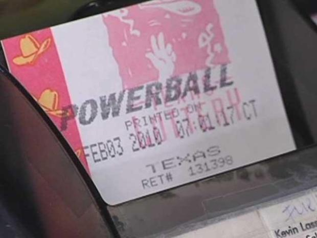 [DFW] Powerball Tonight