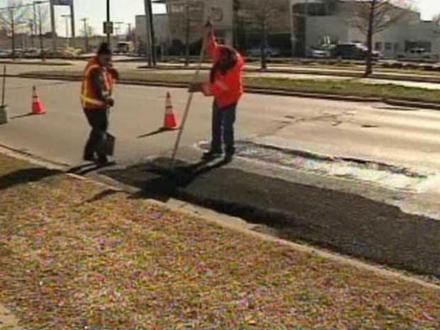 [DFW] Potholes are Putting Holes in TxDOT Budget