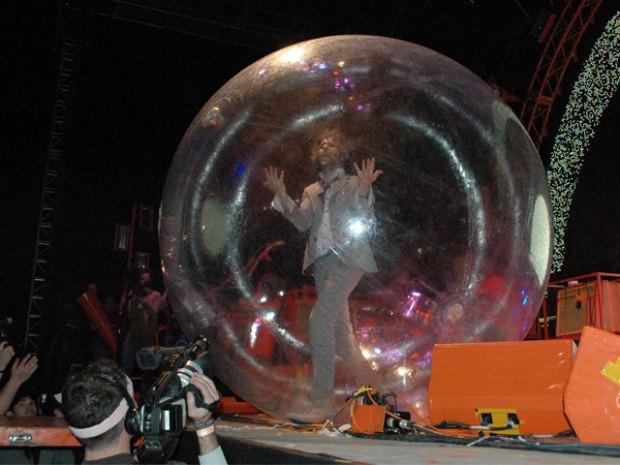 NX35 Picture Show: The Flaming Lips