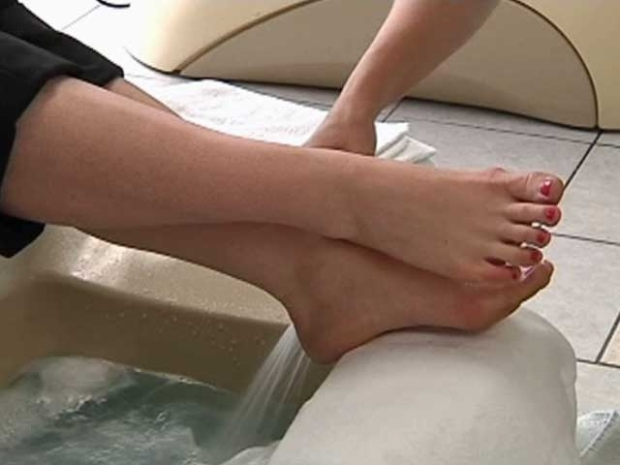 [DFW] New Spa Pedicure Jets
