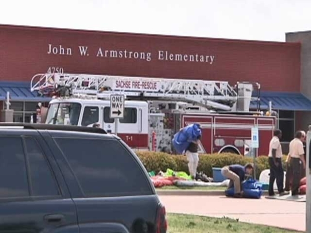 [DFW] Evacuations at Two Garland ISD Schools