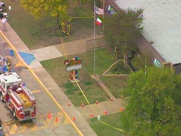 Garland School Evacuated