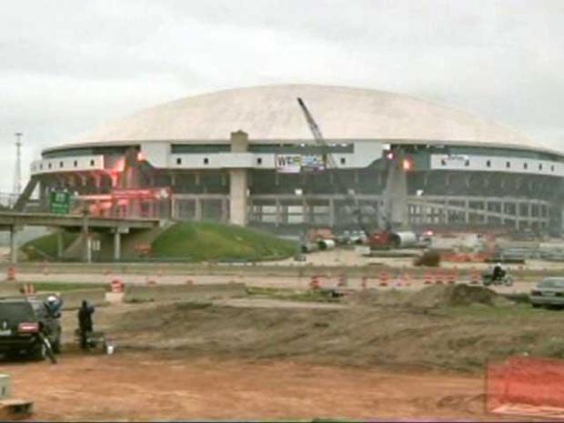 [DFW] Stadium Implosion: All the Angles