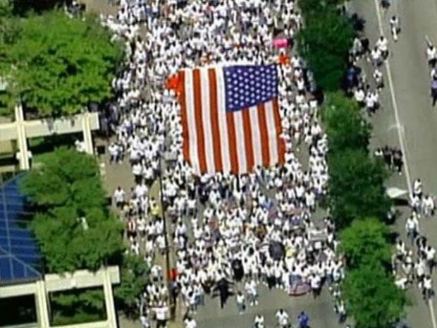 [DFW] 2010 Immigration Reform March