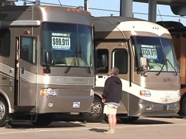[DFW] Motor Home Sales Up Despite Down Economy