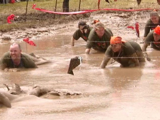 [DFW] 2010 Warrior Dash