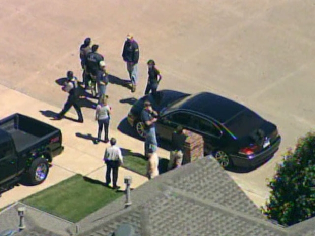 [DFW] ATF Search at Fort Worth Home