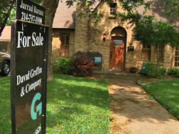 [DFW] North Texas Home Market Rebounding