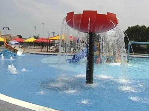 [DFW] Mini-Waterparks Replace Public Pools
