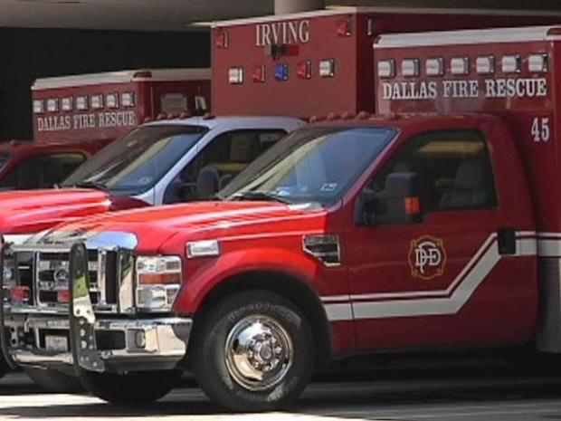 [DFW] ERs Ready for Heat-Related Illnesses
