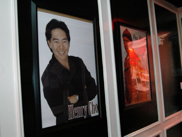 Images: Henry Cho at Addison Improv