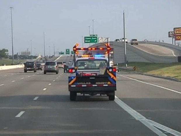 [DFW] Texas Heat Keeps Courtesy Patrol Busy