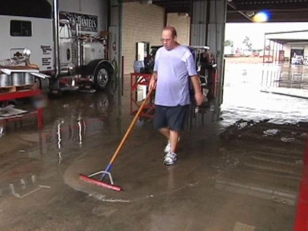 [DFW] Flooding Cleanup in Mabank
