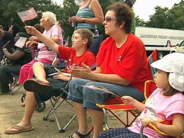 [DFW] Arlington's Independence Day Parade