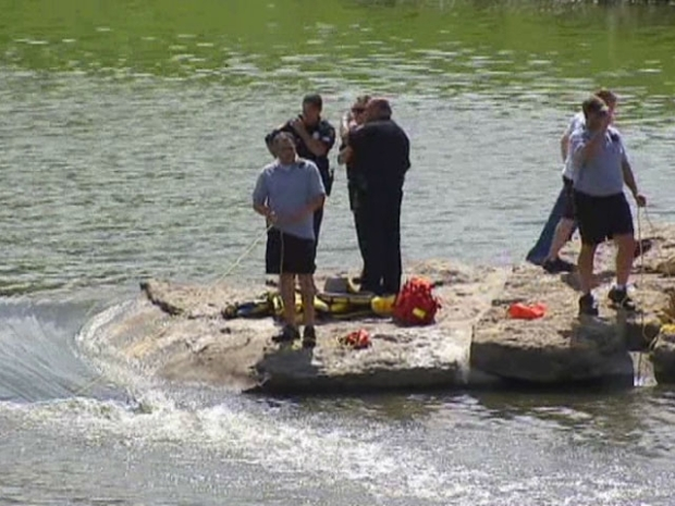 [DFW] Man Drowns Trying to Save Daughter