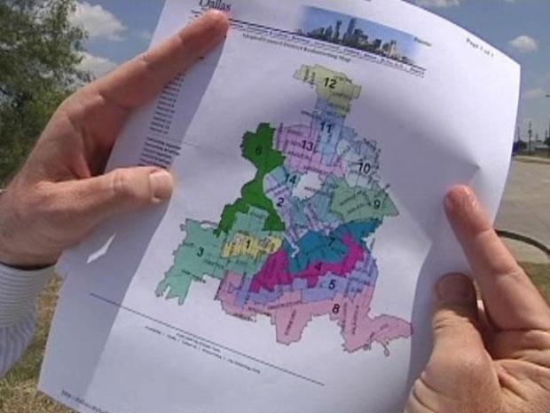 [DFW] Redistricting Battle in Dallas