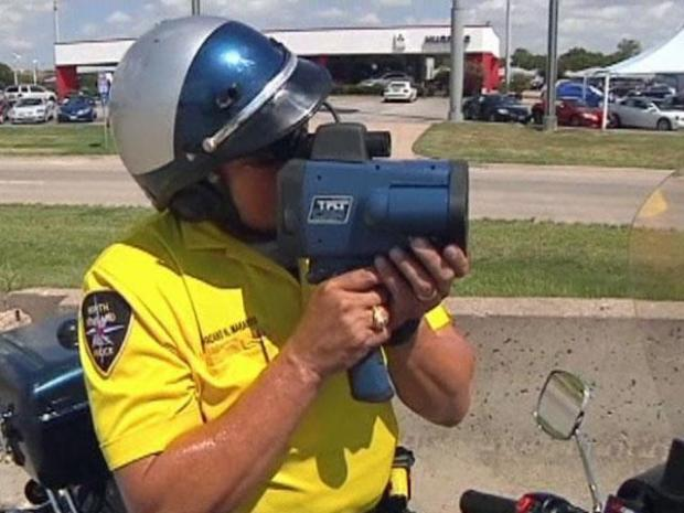 [DFW] New Radar Guns Take Video, Photos of Speeders