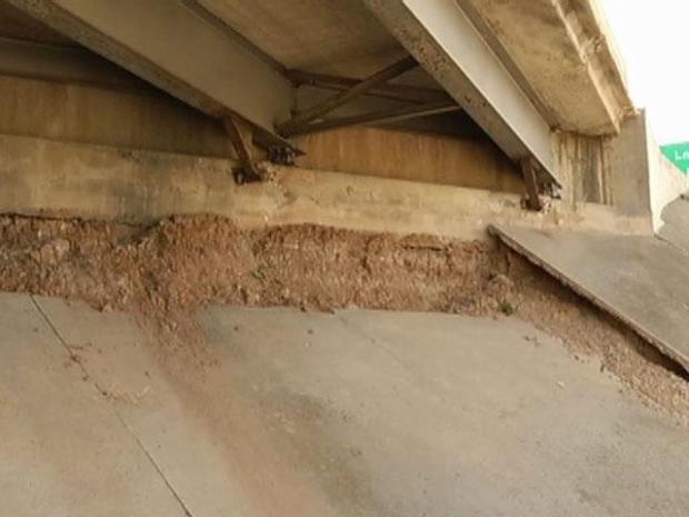 [DFW] Denton County Bridge is Crumbling
