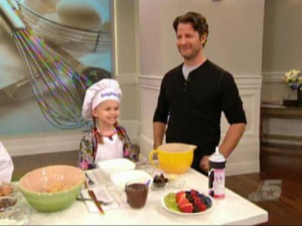 [DFW] Plano Girl Cooks for Nate Berkus