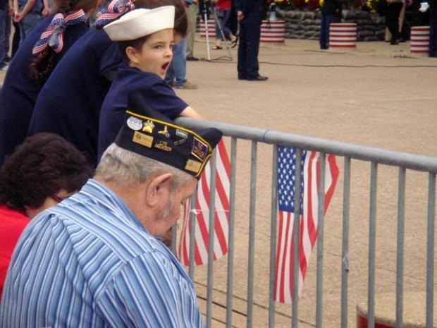 Dallas Veterans Day Commemoration