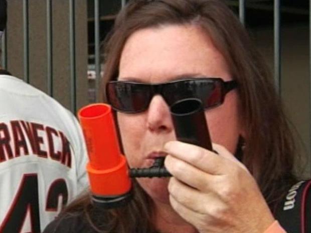 [DFW] Move Over, Vuvuzela