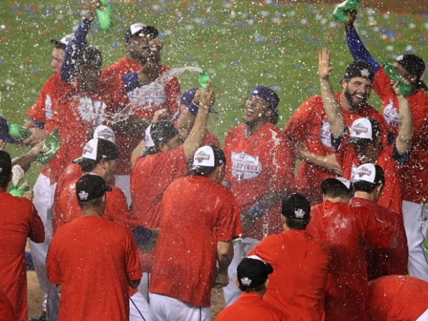 50 Years in the Making: Rangers' First AL Championship